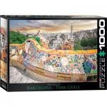 Puzzle  Eurographics-6000-0768 Barcelona