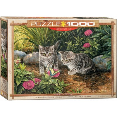Puzzle  Eurographics-6000-0796 Zwei mal so schlimm