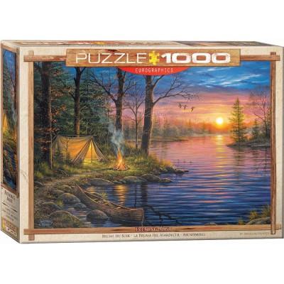 Puzzle  Eurographics-6000-0863 Abendnebel