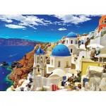 Puzzle  Eurographics-6000-0944 Santorini