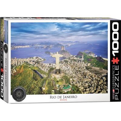 Puzzle  Eurographics-6000-0945 Rio de Janeiro