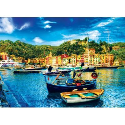 Puzzle  Eurographics-6000-0948 Portofino Italy