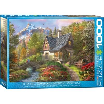 Puzzle Eurographics-6000-0966 Dominic Davison - Nordic Morning
