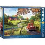 Puzzle  Eurographics-6000-0968 Dominic Davison - Landstrasse