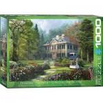 Puzzle  Eurographics-6000-0970 Dominic Davison - Longfellow House
