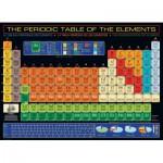 Puzzle  Eurographics-6000-1001 Das Periodensystem der Elemente nach Dimitri Mendeleev