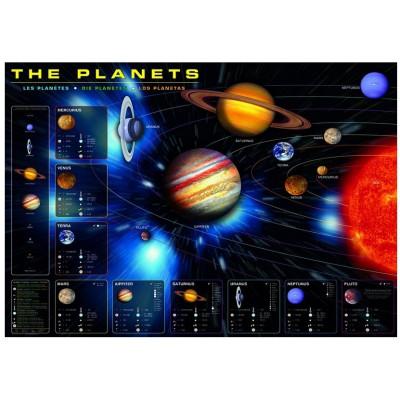 Puzzle  Eurographics-6000-1009 Planeten