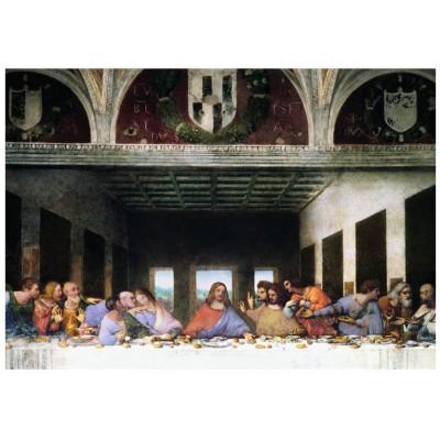 Puzzle  Eurographics-6000-1320 Leonrado da Vinci: Das letzte Abendmahl