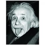 Puzzle  Eurographics-6000-1324 Einstein - Zunge