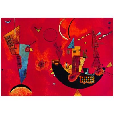 Puzzle  Eurographics-6000-1495 Wassily Kandinsky: Mit und gegen