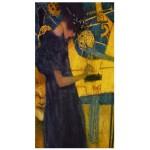 Puzzle  Eurographics-6000-1991 Gustav Klimt: Die Musik