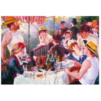 Puzzle  Eurographics-6000-2031 Pierre-Auguste Renoir: Frühstück der Ruderer