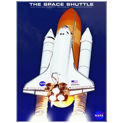 Puzzle  Eurographics-6000-4954 Die Raumfähre Atlantis NASA