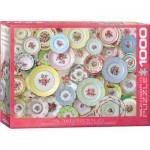 Puzzle  Eurographics-6000-5315 Platten Sammlung
