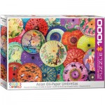 Puzzle  Eurographics-6000-5317 Asian Oil Paper Umbrellas