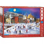 Puzzle  Eurographics-6000-5335 Patricia Bourque - Spass nach der Schule