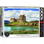 Puzzle  Eurographics-6000-5375 Eilean Donan Castle Scotland