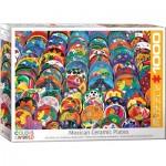 Puzzle  Eurographics-6000-5421 Mexikanische Teller