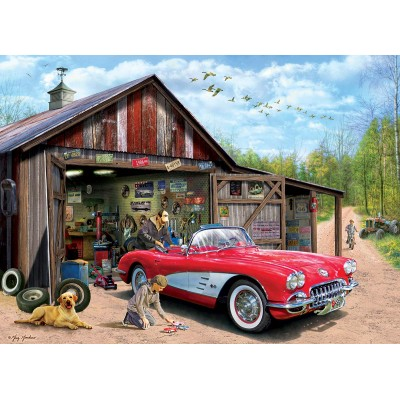 Puzzle  Eurographics-6000-5447 Out of Storage