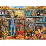 Puzzle  Eurographics-6000-5448 Harvest Time
