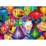 Puzzle  Eurographics-6000-5469 Asiatische Laternen