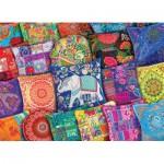 Puzzle  Eurographics-6000-5470 Indishe Kissen