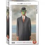 Puzzle  Eurographics-6000-5478 René Magritte - Der Menschensohn