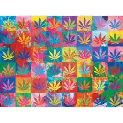 Puzzle  Eurographics-6000-5488 Weed Wonderland