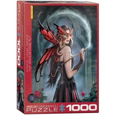 Puzzle  Eurographics-6000-5511 Anne Stokes - Bezaubert