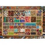 Puzzle  Eurographics-6000-5528 Perlen Auflistung
