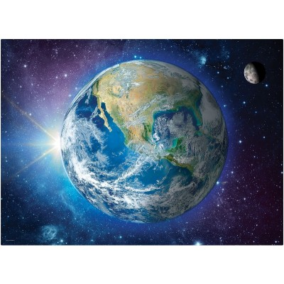 Puzzle Eurographics-6000-5541 Save our Planet Collection - Unser Planet