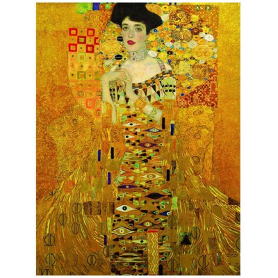 Puzzle  Eurographics-6000-9947 Gustav Klimt: Bildnis Adele Bloch-Bauer