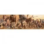 Puzzle  Eurographics-6010-4650 Haruo Takino - Dinosaurier