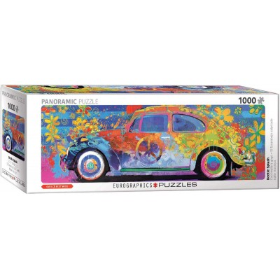 Puzzle Eurographics-6010-5441 VW Beetle - Splash Pano