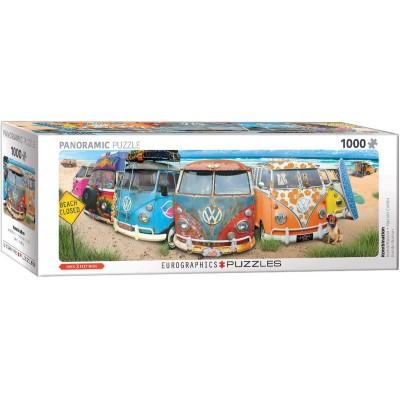 Puzzle Eurographics-6010-5442 VW Bus - KombiNation