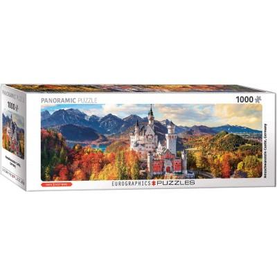 Puzzle  Eurographics-6010-5444 Schloss Neuschwanstein