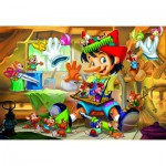 Puzzle  Eurographics-6035-0421 Pinocchio