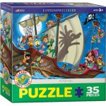 Puzzle  Eurographics-6035-0877 Peter Pan