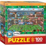 Puzzle  Eurographics-6100-0476 Find Me - Football