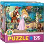 Puzzle  Eurographics-6100-0726 Lied für Prinzessin