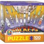 Puzzle  Eurographics-6100-1015 Raketen