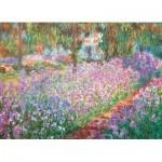 Puzzle  Eurographics-6100-4908 Claude Monet - Giverny