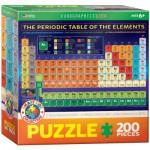 Puzzle  Eurographics-6200-1001 Das Periodensystem der Elemente