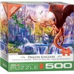 Puzzle  Eurographics-6500-5362 XXL Teile - Drachenkönigreich