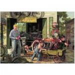 Puzzle  Eurographics-8000-0442 Bob Byerley - Kinder Lebenserinnerungen - Das Geschenk