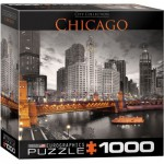 Puzzle  Eurographics-8000-0658 Chicago Michigan Avenue
