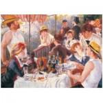 Puzzle  Eurographics-8104-2031 Renoir: Das Frühstück der Ruderer