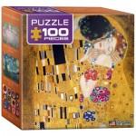 Eurographics-8104-4365 Mini Puzzle - Klimt Gustav