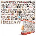 Puzzle  Eurographics-8220-0580 Katze