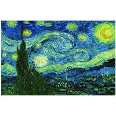 Puzzle  Eurographics-8220-1204 Van Gogh: Gestirnte Nacht